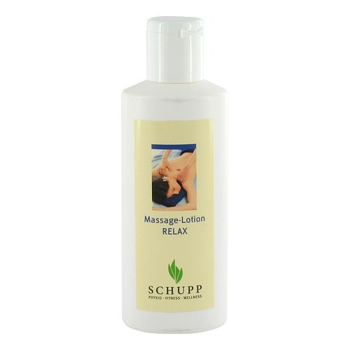 MASSAGE LOTION Relax