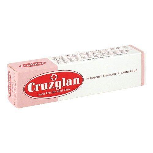 Primus Beier GmbH & Co. KG CRUZYLAN med. Zahnpasta 70 g 00250317