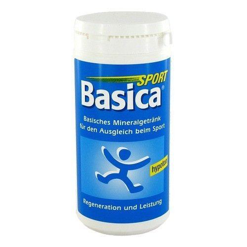 Protina Pharmazeutische GmbH BASICA Sport Mineralgetränk Pulver 240 g 07712181