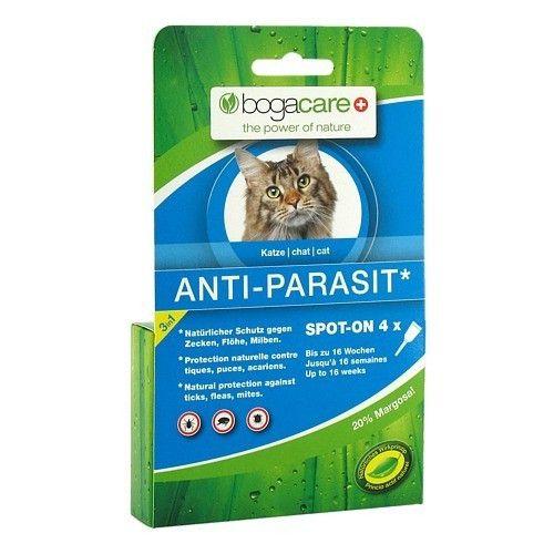 bogacare anti parasit spot on katze pzn 07757321 delmed. Black Bedroom Furniture Sets. Home Design Ideas
