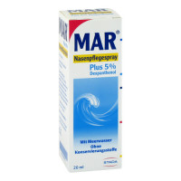 MAR plus 5% Nasen Pflegespray