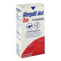ALLERGODIL akut Duo 4ml AT akut/10ml NS akut