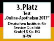 Test Online-Apotheken 2017