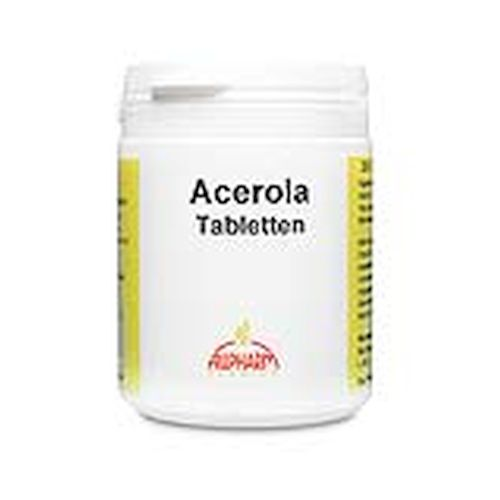 ACEROLA VITAMIN C Tabletten