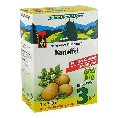 KARTOFFELSAFT Schoenenberger Heilpflanzens