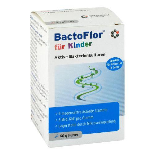 Bactoflor Kinder Erfahrungen