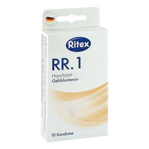 Ritex GmbH RITEX RR.1 Kondome 10 St 41001