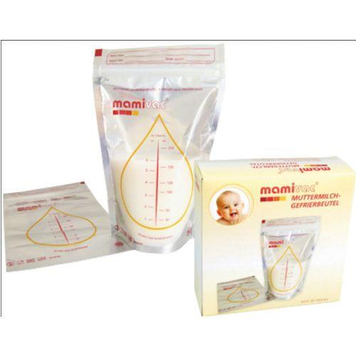 MAMIVAC Gefrierbeutel für Muttermilch 20 St