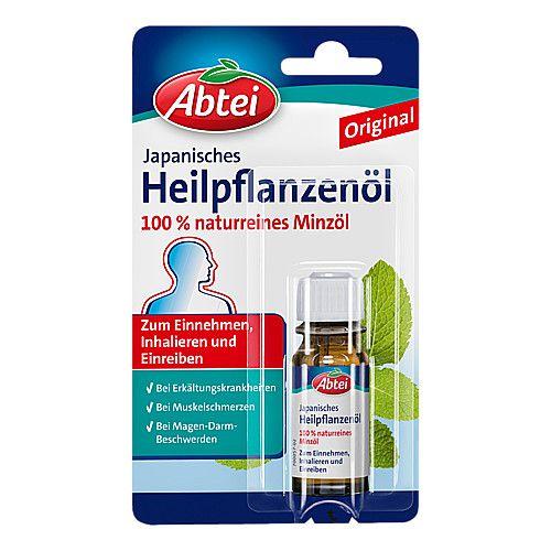 Omega Pharma Deutschland GmbH ABTEI Japanisches Heilpflanzenöl 10 ml 01641505