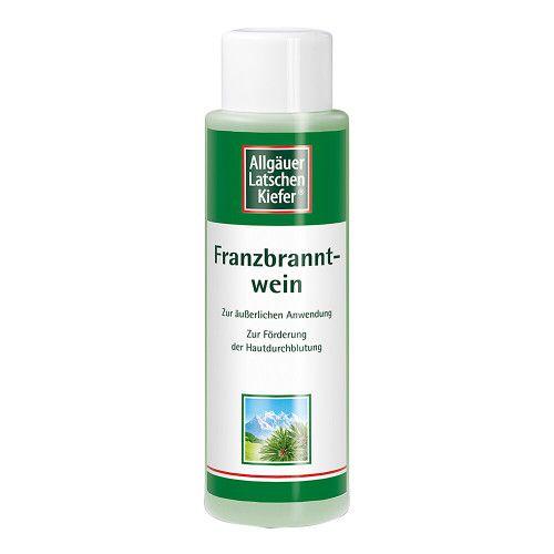 Dr. Theiss Naturwaren GmbH ALLGÄUER LATSCHENK. Franzbranntwein extra stark 500 ml 01986463