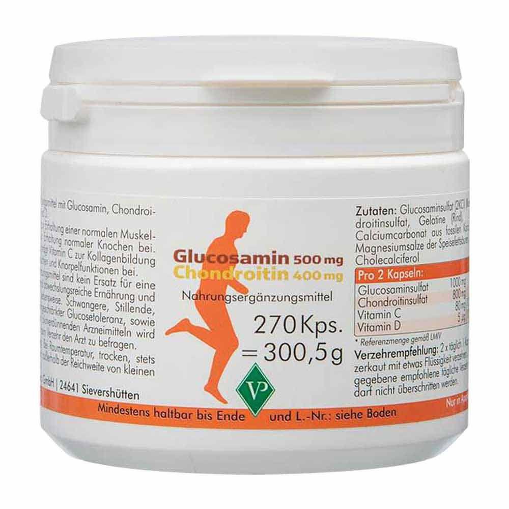 Glucosamin- und Chondroitinsulfat: Nahrung für Gelenke und Bindegewebe