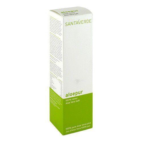 SANTAVERDE GmbH ALOE VERA SAFT 100% kbA 330 ml 1300