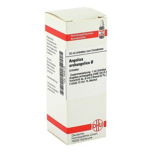 ANGELICA ARCHANGELICA Urtinktur D 1 20 ml