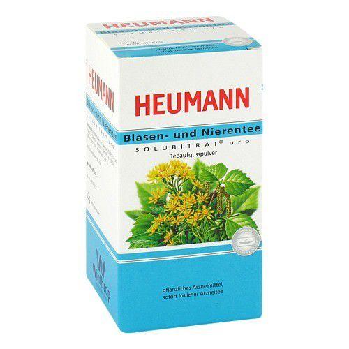 Heumann Blasen- und Nierentee SOLUBITRAT uro (60 g) | Delmed