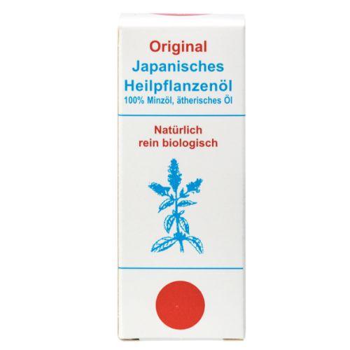 Pharma Peter GmbH JAPANISCHES Heilpflanzenöl original 10 ml 03028625