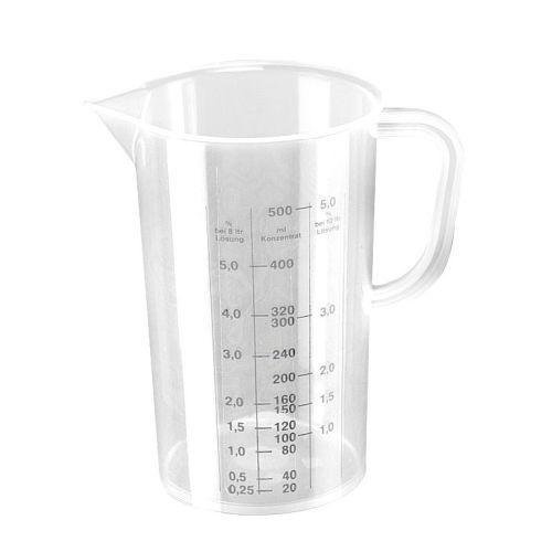 MESSBECHER 500 ml 1 St