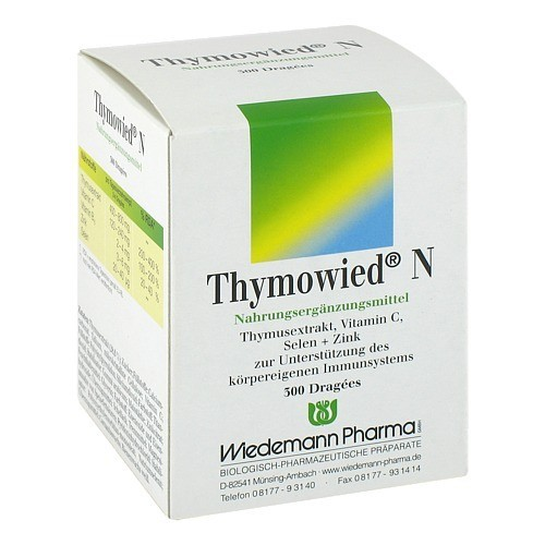 THYMOWIED N Dragees
