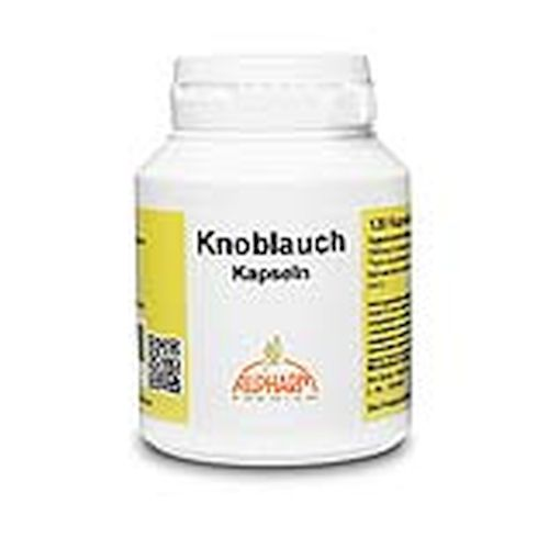 Allpharm Vertriebs GmbH KNOBLAUCH KAPSELN 1 g