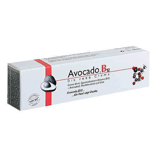 AVOCADO B12 Creme 50 ml