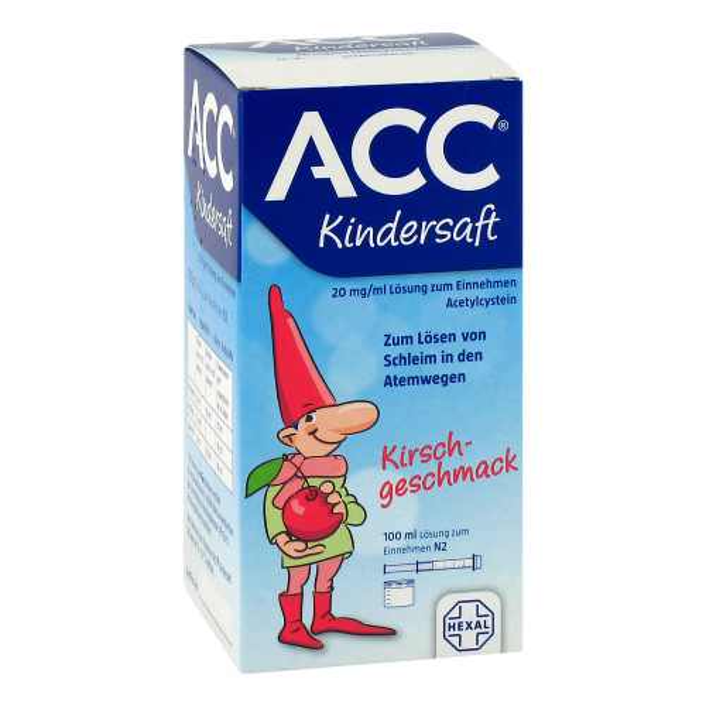 Acc 600 wie akut schnell wirkt ACC® Hustenlöser: