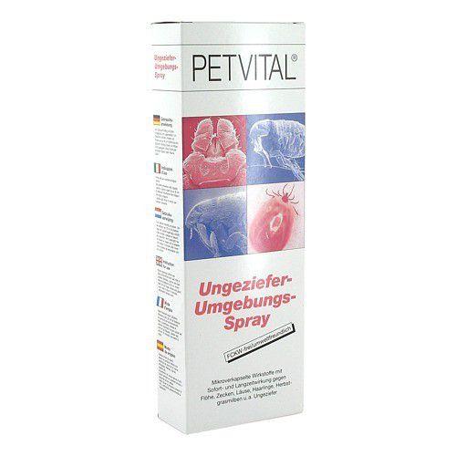 PETVITAL Ungeziefer Umgebungsspray 500 ml
