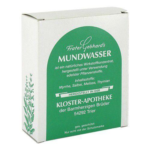 Frater Gebhard's Kloster Essenz Vertrieb FRATER GEBHARD'S Mundwasser 100 ml