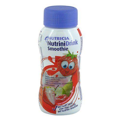 NUTRINIDRINK Smoothie rote Früchte 200 ml