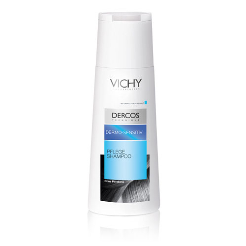 vichy dercos dermo sensitiv shampoo ohne sulfate delmed. Black Bedroom Furniture Sets. Home Design Ideas