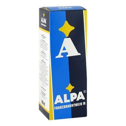 Alpa-Werk e.K. ALPA Franzbranntwein 500 ml 08639196