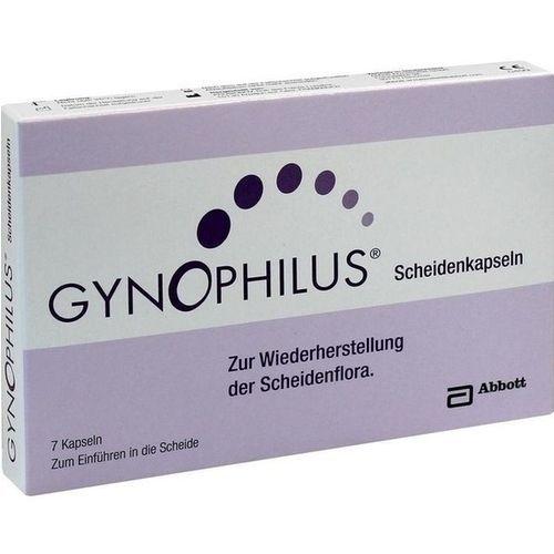 Gynophilus Vaginalkapseln 7 St   Delmed