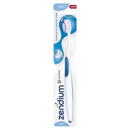 ZENDIUM Zahnbürste complete protection soft 1 St