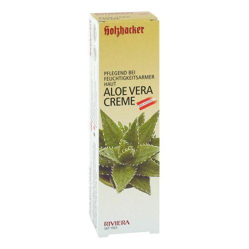 Hager Pharma GmbH RIVIERA Holzhacker Aloe Vera Creme parabenfrei 75 ml 661040