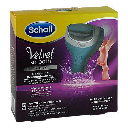 Scholl Velvet Smooth Pedi Pro