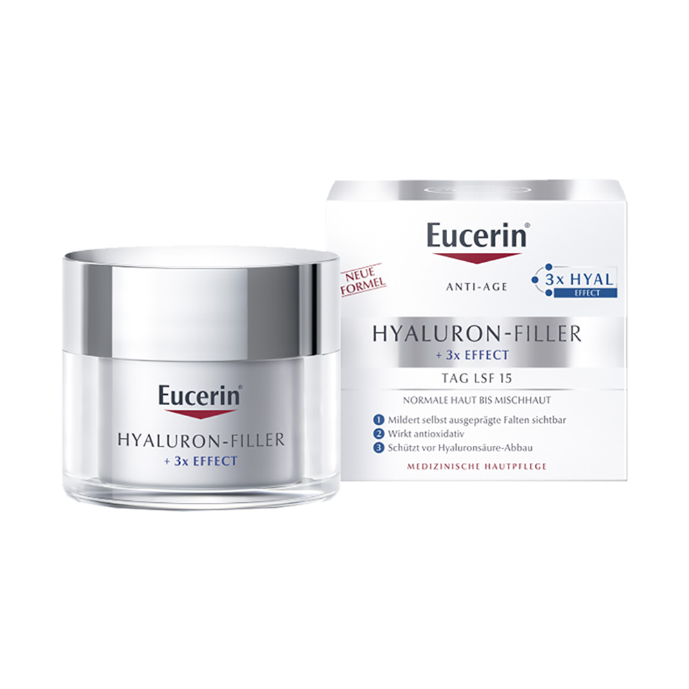 Zoom: 'EUCERIN Anti-Age HYALURON-FILLER Tag norm./Mischh.'