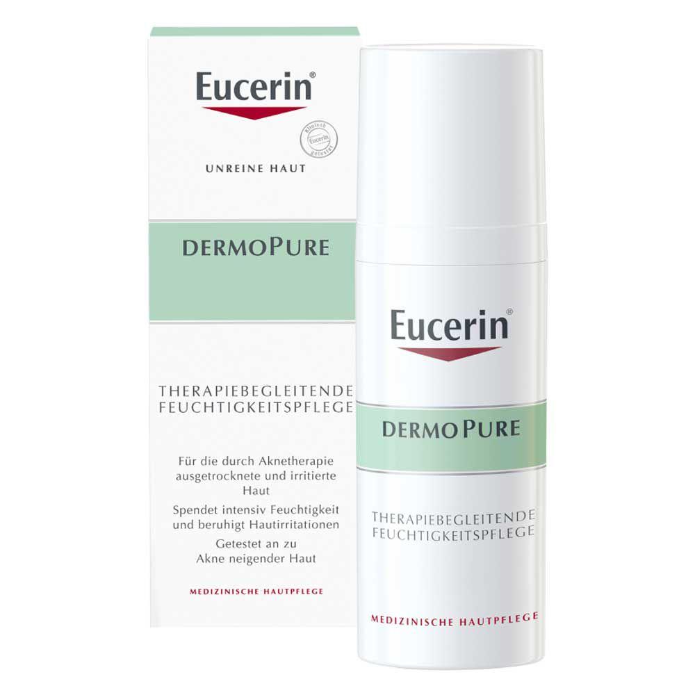 Beiersdorf AG Eucerin EUCERIN DermoPure therapiebegl.Feuchtigkeitspflege 50 ml 88969