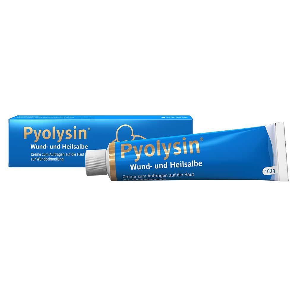 PYOLYSIN Wund- und Heilsalbe 100 g 2104